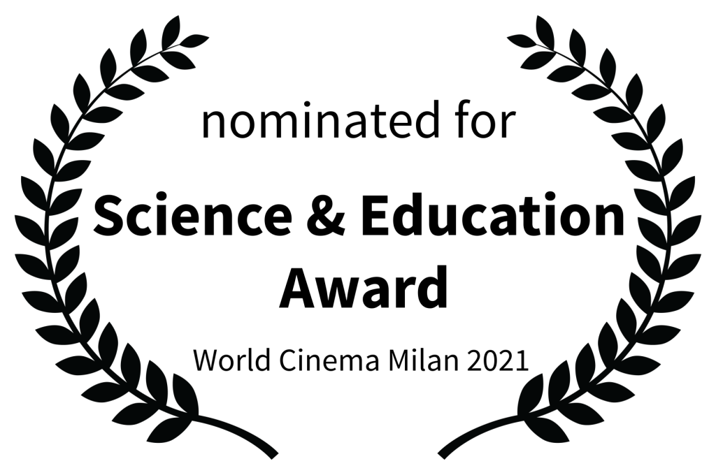 nominated for - science and education award - World Cinema Milan 2021